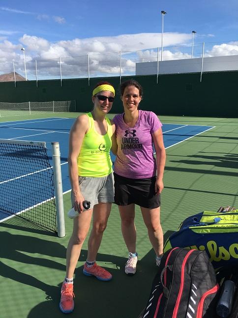Nederlanders succesvol op Racketlon toernooi  te Lanzarote
